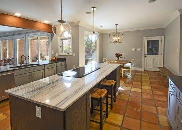 beautiful east memphis kitchen remodel