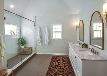 1.12.Mast Bathroom Remodel_Germantown_Robbins Construction